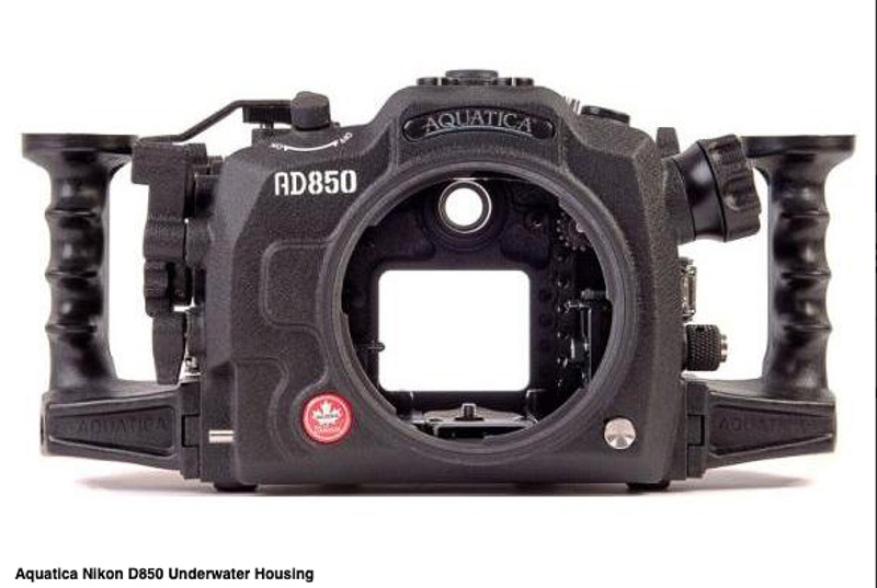 Aquatica D850 Underwater Housing