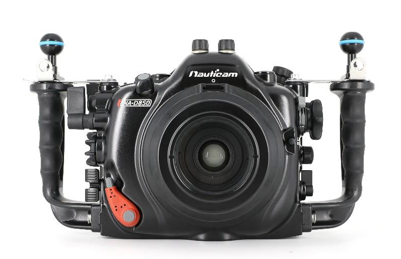 Nauticam D850 Underwater Housing