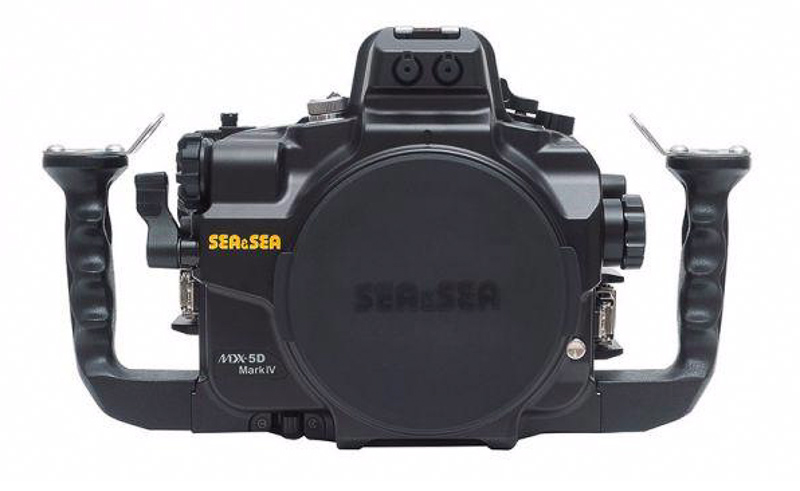 Sea & Sea MDX 5D Mark IV Underwater Housing